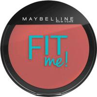 Blush Maybelline Fit Me Cor 06 Feito Para Mim