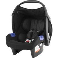 Bebê Conforto Burigotto Touring Evolution Se - Unissex-Preto+Marinho
