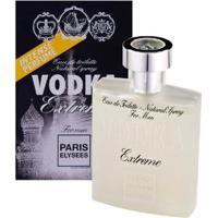 Perfume Vodka Extreme Paris Elysees Olfativa: Ferrari Black - Masculino-Incolor