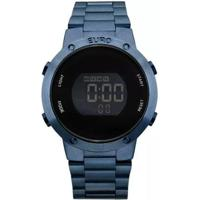 Relógio Feminino Euro Eubj3279Ac/4A - Unissex-Azul