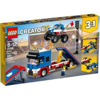 Lego Creator Espetáculo De Acrobacias Móvel - 31085 - Unissex-Incolor