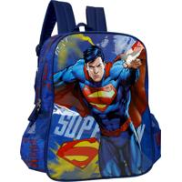 Mochila Superman Is31681Sm Azul