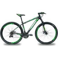 Bicicleta Rino 29 Freio Hidraulico - Shimano Acera 27V - Unissex