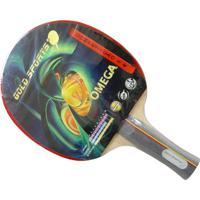 Raquete Omega Competição 5 Stars - Gold Sports
