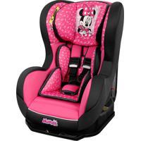 Cadeira Para Auto 0 A 25 Kg Disney Primo Minnie Mouse Paris Rosa