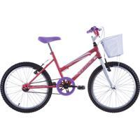 Bicicleta Track & Bikes Aro 20 Cindy - Feminino