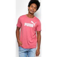 7ac7d5f832 Netshoes  Camiseta Puma Ess No.1 Heather Tee Masculina - Masculino