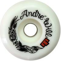 Rodas Moska André Will 54Mm 53D Branca