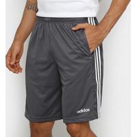 Short Adidas Essential Masculino - Masculino-Grafite