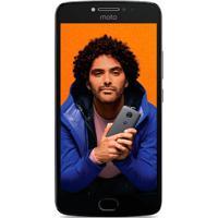 """Smartphone Motorola Moto E4 Plus - Titanium - 16Gb - Dual Chip - 13Mp - Tela 5.5"""" - Android 7"""