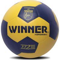 Bola Handebol Winner H2L Matrizada Oficial - Unissex