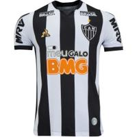 Camisa Do Atlético-Mg I 2019 Le Coq Sportif - Masculina - Preto/Branco