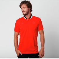 Camisa Polo Adidas Flamengo - Masculino