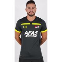Camisa Under Armour Az Alkmaar Third 2019 Masculina - Masculino