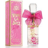 Viva La Juicy La Fleur De Juicy Couture Eau De Toilette Feminino 75 Ml