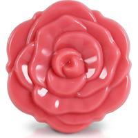 Espelho Jacki Design De Bolsa Flor Arf17278-Rs Rosa Unico