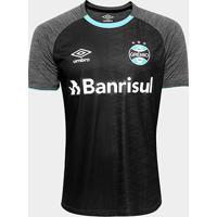 Camisa Grêmio Aquecimento 18/19 Umbro Masculina - Masculino