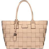 Shopping Bag Grande Trisse Manual Wj Feminina - Feminino