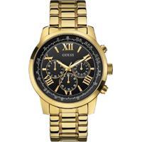 Relógio Masculino Guess Dourado - 92526Gpgdda5