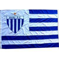 Bandeira Avai 2 Panos Oficial 0,48 X 0,70 Mitraud - Unissex