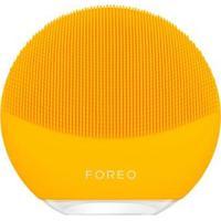 Escova De Limpeza Facial Foreo Luna Mini 3 Sunflower Yellow 1 Un - Feminino-Incolor