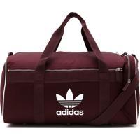 Mala Adidas Originals Duffle L Ac Vinho
