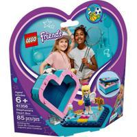 Lego Friends - Box Coração - Stephanie - 41356