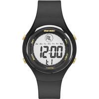Relógio Digital Wave Mo0600B/8D Mormaii Feminino - Feminino-Preto