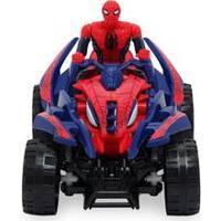 Quadriciclo Fricção Homem Aranha - Toyng