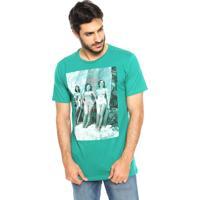 Camiseta Lemon Grove Estampa Verde