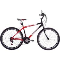 Bicicleta Passeio Medal Aro 26 Tm17 Houston - Unissex