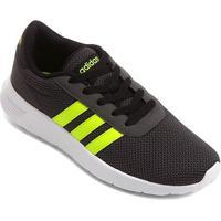 Tênis Adidas Lite Racer Masculino - Masculino-Preto