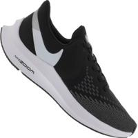 Tênis Nike Zoom Winflo 6 - Feminino - Preto/Branco