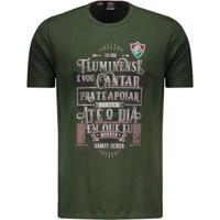 a068d48a89efc Camiseta Fluminense Canto - Masculino