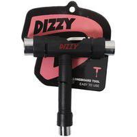 Chave Dizzy T Multifuncional Para Skate Preta