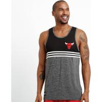 Camiseta Regata Adidas Nba Wntr Chicago Bulls - Masculino