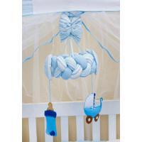 Móbile Berço Meu Bebê Azul
