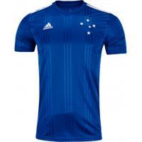 Camisa Do Cruzeiro I 2020 Adidas - Masculina - Azul
