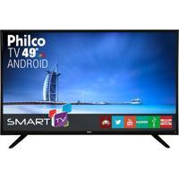 Tv Led Smart 49 Polegadas Philco Bivolt Ph49F30Dsgwa
