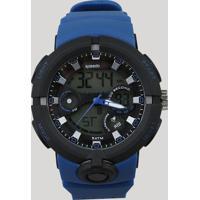 Relógio Analógico Speedo Masculino - 81158G0Evnp1 Preto - Único