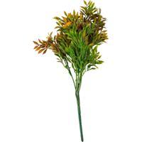 Flor Artificial Amarela Kasa Ideia