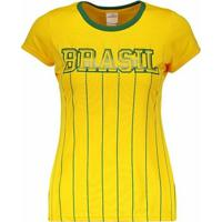 Camisa Brasil Xingu Feminina - Feminino