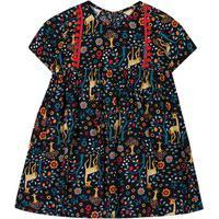 Vestido Infantil Nanai Preto