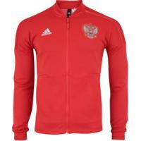 Jaqueta Rússia 2018 Zne Adidas - Masculina - Vermelho