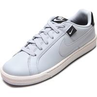 Tênis Couro Nike Sportswear Court Royale Tab Azul