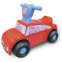Carrinho Andador - Push'N Scoot - Peppa Pig - Dtc
