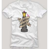 Camiseta Rainha Reserva