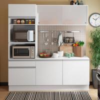 Cozinha Compacta Smart Linea 6 Pt 1 Gv Branco
