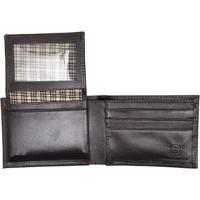 Carteira Couro Hendy Bag Com Porta-Cartão - Masculino-Marrom