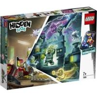Lego Hidden Side Laboratorio Fantasma De Jb 70418 - Unissex-Azul